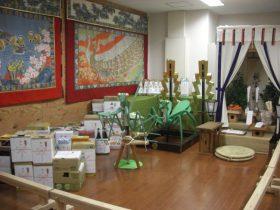 祇園祭会所飾り公開(前祭)
