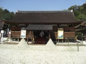 上賀茂神社見どころ