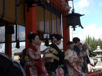 伏見稲荷大社節分祭
