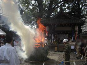 猿田彦神社初庚申祭