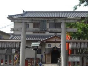 松尾大社朱雀御旅所