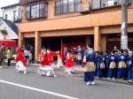 玄武神社やすらい祭