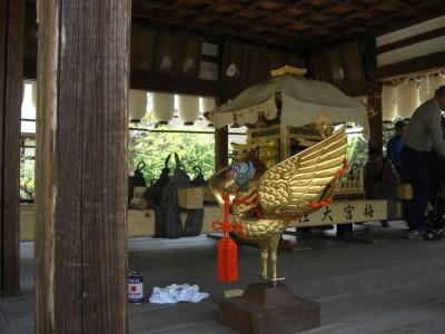 梅宮大社神幸祭