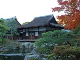 銀閣寺東求堂