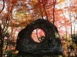 アサヒビール大山崎山荘美術館紅葉