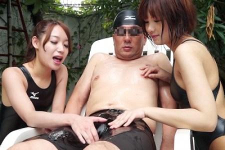 【HD】黒水球~夏の素人 No.1 3