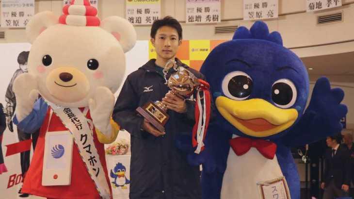 【競艇選手名鑑】鎌倉涼選手が奥さんという競艇夫婦の深谷知博という男性ボートレーサー