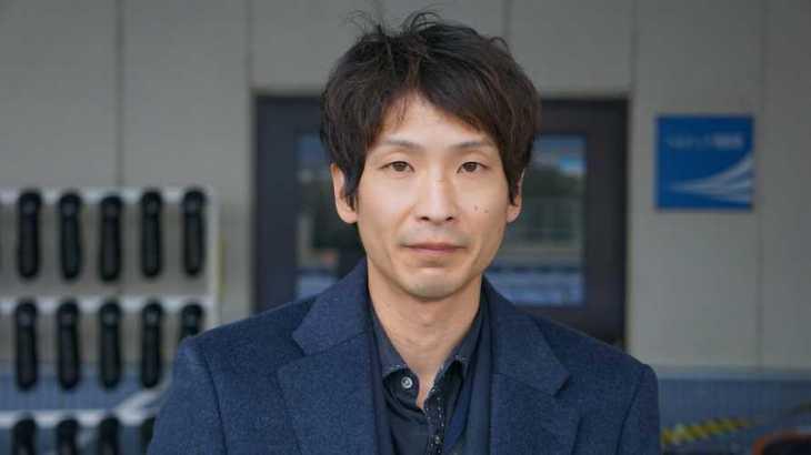吉田拡郎選手のTOP画像です。