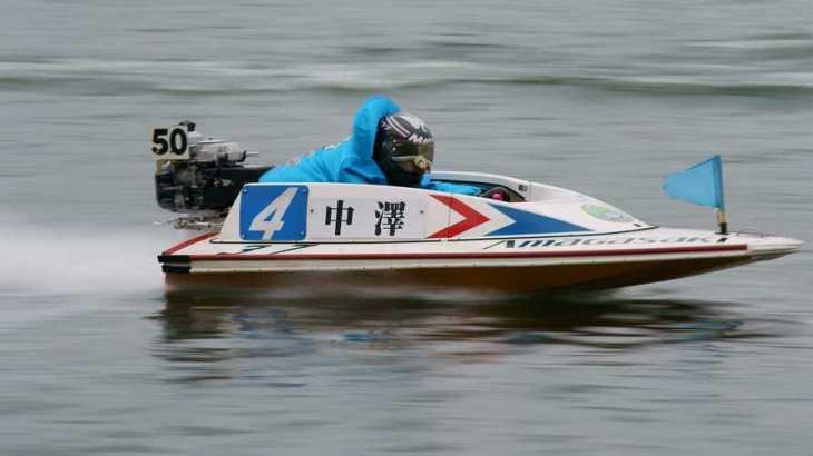 中澤和志選手のTOP画像です。