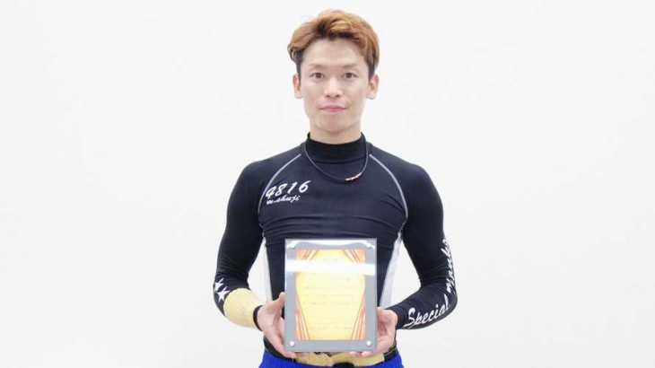 村松修二選手のTOP画像です。