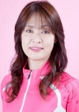 長田光子選手の画像1です。