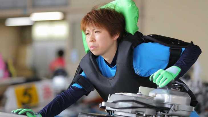 【競艇選手名鑑】長崎支部の99期生、仁科さやかという女性ボートレーサー