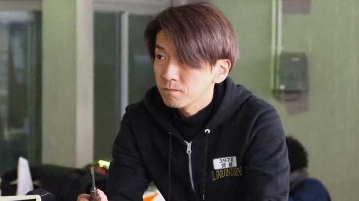 齊藤仁選手のTOP画像です。