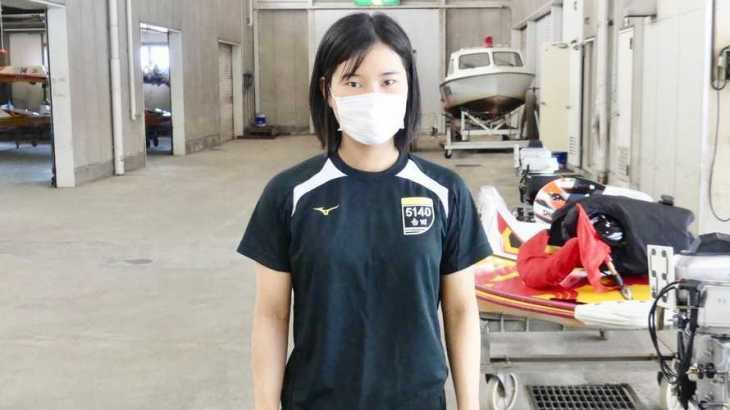 【競艇選手名鑑】静岡支部の126期生、19歳の吉田彩乃という新人女性ボートレーサー