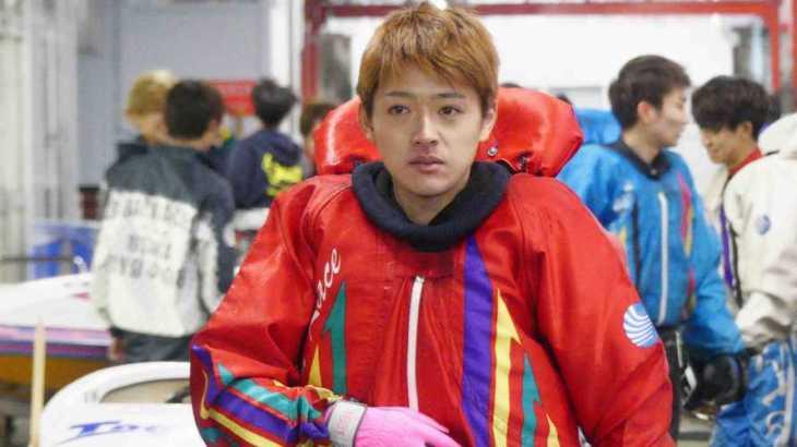 羽野直也選手のTOP画像です。