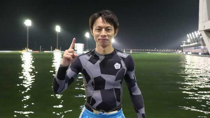 長田頼宗選手のTOP画像です。