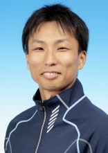 里岡右貴選手の画像1です。
