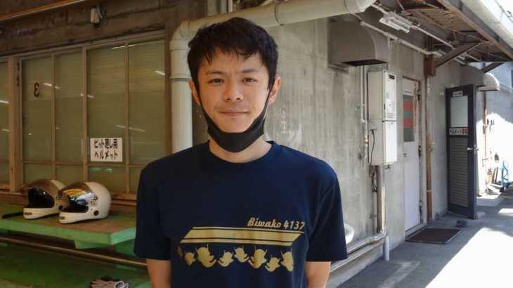 【競艇選手名鑑】滋賀支部の89期生、君島秀三という男性ボートレーサー