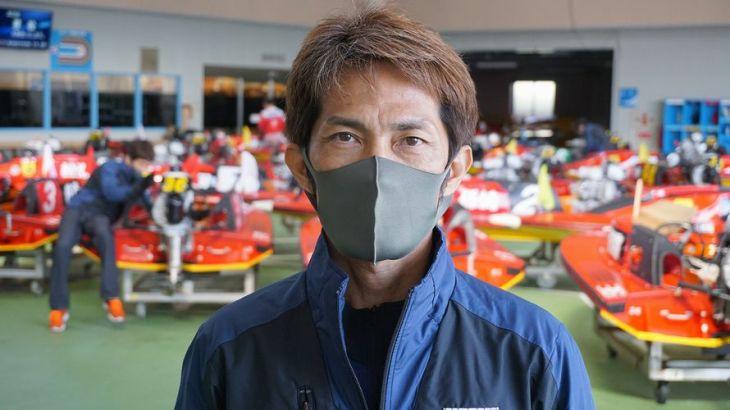 吉田一郎選手のTOP画像です。