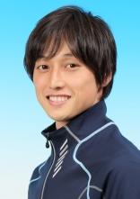 河合佑樹選手の画像1です。