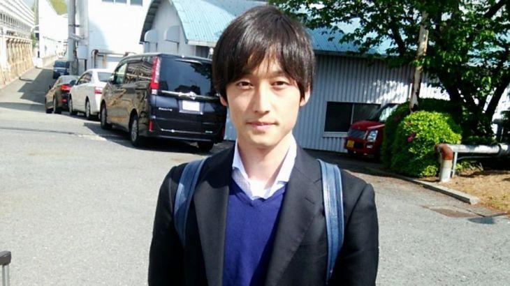 河合佑樹選手のTOP画像です。
