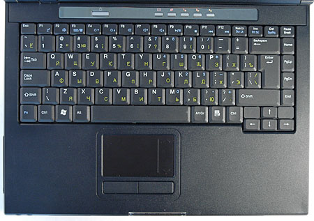 Ноутбук пернетақтасы