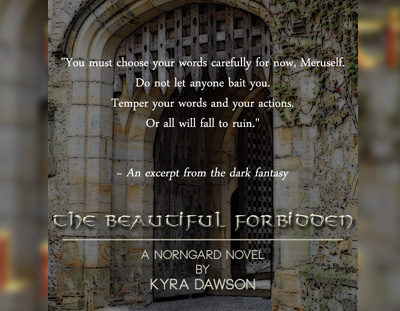 The Beautiful Forbidden: Chapter Eight