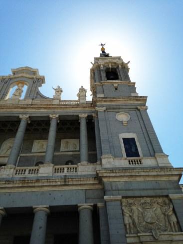 Catedral de la Almudena - Madrid, Spain