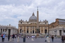 The Papal Basilicia of St. Peter - Vatican City