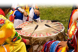 native drum circle