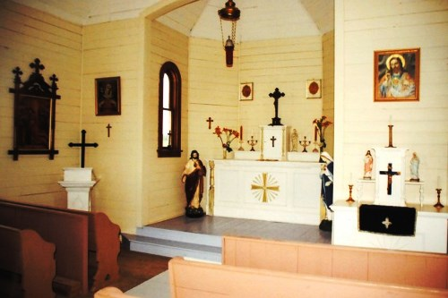 Відновлюючи стару церкву, хворий на рак отримав зцілення(ФОТО,ВІДЕО)