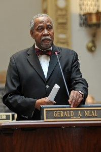 Senate Democratic Caucus Chair Gerald Neal, D-Louisville, offers condolences in the Kentucky Senate on the passing of former state Sen. Georgia Davis Powers of Louisville. Along with serving in the Senate for 21 years, she was also a leader in the Civil Rights Movement. She organized the 1964 March on Frankfort asking for legislation to prohibit discrimination in housing. Senator Powers died Saturday.