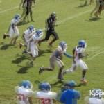 Christian County vs Bluegrass – MS Football 2013 – Video