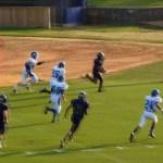 LaRue County vs Campbellsville – MS Football 2013 – Video