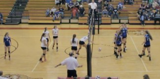 5th region volley tournament