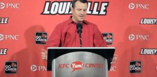 Jeff Walz - Louisville Cardinals Wmens Basketball