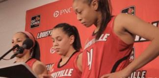 Louisville Cardinals Womens Basketball