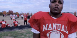 Dupont Manual Crimsons Football 2013