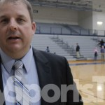 Coach Brandon Salsman – Lex Cath Basketball 2013-14 vs Frankfort – Video