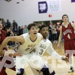 Manual vs Male – HS Boys Basketball 2014-15 – VIDEO