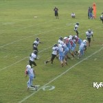 Campbellsville vs Casey County – MS Football 2015