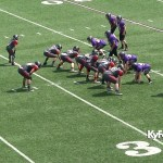 Taylor County vs West Hardin – MS Football 2015