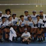 Kentucky State University volleyball 2015