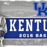 2016 UK Wildcats Baseball Roster