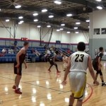 Louisville Magic vs LS22 [GAME] – 2016 AAU Basketball 3 Stripes Classic