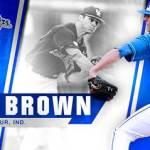 UK Baseball's Brown, Shelby Cody Taken in Major League Draft