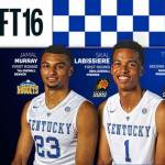 Three Wildcats Selected in the 2016 NBA Draft
