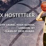 ALEX HOSTETTLER – 2020 GUARD – South Laurel HS