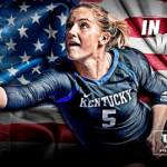 University of Kentucky volleyball