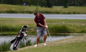 Eastern Kentucky University golf 2016